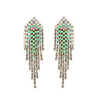 Stacked Drape Earrings