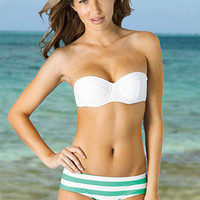 Underwire Bandeau Top at Alloy