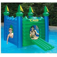 CoolCastle Floating Habitat Pool Float Toy - Amazon.com
