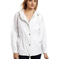 Larry Levine Women's Anorak Jacket, W...