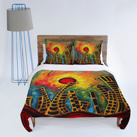 DENY Designs Home Accessories | Madart Inc. Glimmer Of Hope Duvet Cover