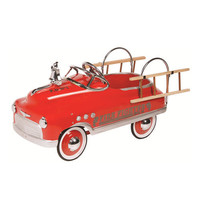 Fireman&#x27;s Comet Sedan Pedal Car