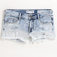 Bullhead Sno Cone Dip Dye Stud Shorts at PacSun.com
