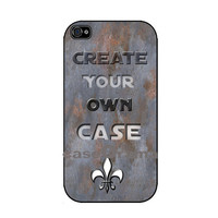 Custom Case iPhone 4 iPhone 4 case iPhone 4S case by caseOrama