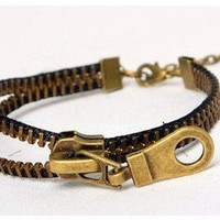 zipper Head Bracelet