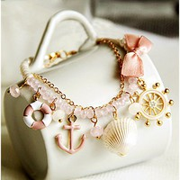 Sweet and Cute Ocean Collection Beach Summer Bracelet
