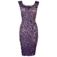 Buy Phase Eight Katrina Dress, Pansy online at John Lewis