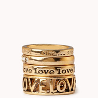 Lovely Ring Set | FOREVER21 - 1055203287