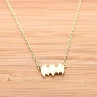 Exquisite Batman Necklace
