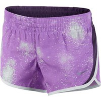 Nike Girls&#x27; Printed Dash Shorts - Dick&#x27;s Sporting Goods