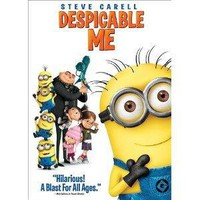 Amazon.com: Despicable Me (Single-Disc Edition): Steve Carell, Jason Segel, Pierre Coffin, Chris Renaud: Movies & TV