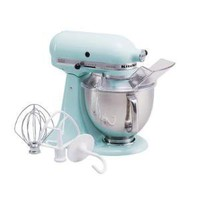 KitchenAid Artisan 5-qt. Stand Mixer Ice Blue