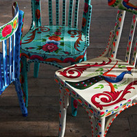 Upcycled chairs - Plümo Ltd