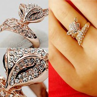 Cute Fox Ring