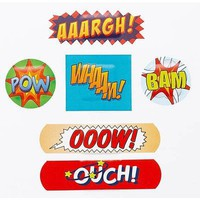 Comic Strip Bandages - Whimsical & Unique Gift Ideas for the Coolest Gift Givers