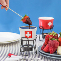 How Swiss It Is Fondue Set | Mod Retro Vintage Kitchen | ModCloth.com