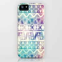 Tribal Orbit iPhone &amp; iPod Case by Digi Treats 2 