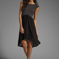 Heather Hi-Lo Ballet Dress in Black from REVOLVEclothing.com