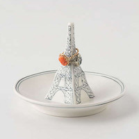 Anthropologie - Eiffel Tower Ring Dish
