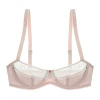 Buy Passionata luxury lingerie - Passionata Dream Full Coverage Demi Bra  | Journelle Fine Lingerie