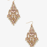 Bejeweled Princess Earrings