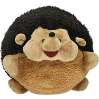 Squishable Hedgehog: An Adorable Fuzzy Plush to Snurfle and Squeeze!