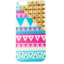 Studded Aztec IPhone 5 Case: Charlotte Russe