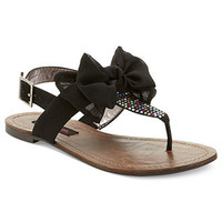 Material Girl Shoes, Solar Flat Thong Sandals - Sandals - Shoes - Macy's