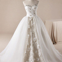 Discount Wedding Dresses,inexpensive  Wedding Dress from INweddingdress