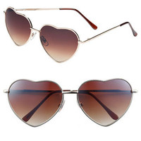 BP. Heart Shaped Sunglasses | Nordstrom