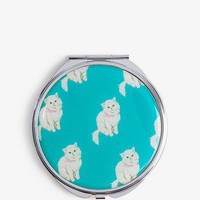 Cat Mirror Compact
