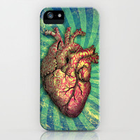 Anatomical heART iPhone & iPod Case by Li9z