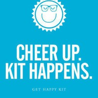 """Hugs in a Box"" - Cheer Up Kit - Gifts + Kits"