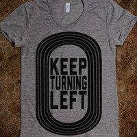 Keep Turning Left (Juniors)