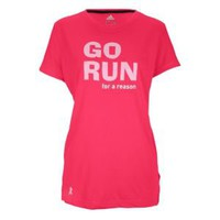 adidas BCA Climalite Run Graphic T-Shirt - Women&#x27;s at Foot Locker