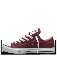 Maroon Chuck Taylor All Star Shoes : Converse Shoes | Converse.com