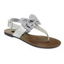 Material Girl Shoes, Solar Flat Thong Sandals - Shoes - Macy&#x27;s