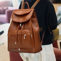 Vintage Backpack for Summer
