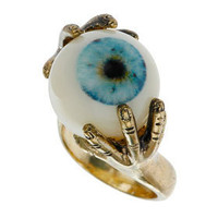 Grab Eye Ball Ring - Topshop USA
