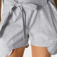 Yana K Pocket shorts
