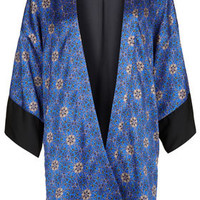 Spider Floral Kimono - New In This Week  - New In
