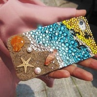 Handmade Beach Holiday iPhone Case for Summer