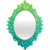 DENY Designs Home Accessories | Lisa Argyropoulos Sea Breeze Baroque Mirror