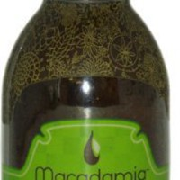 Macadamia Oil Healing Oil Treatment, 4.2 ounces Glass Bottle: Beauty