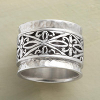 FLORAL CIRCLET RING         -                  Band         -                  Rings         -                  Jewelry                       | Robert Redford's Sundance Catalog
