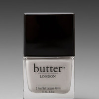 butter LONDON 3 Free Lacquer in Pearly Queen from REVOLVEclothing.com