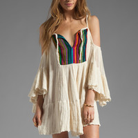 Jen&#x27;s Pirate Booty T&amp;B El Matador Dress in Colorful Stripe/Natural from REVOLVEclothing.com