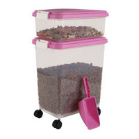 Iris Airtight Pet Food Storage Container - Combo Kit