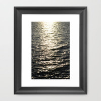 Hope and Fear Framed Art Print by RichCaspian