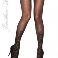 Jonathan Aston Hope Tights - Tights, Stockings, Shapewear and more -  MyTights.com - The Online Hosiery Store